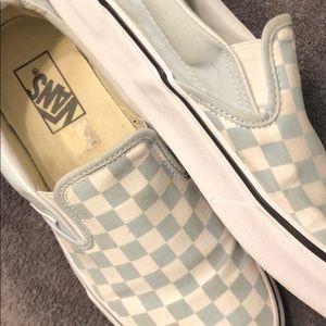 Vans Shoes - Checkered vans